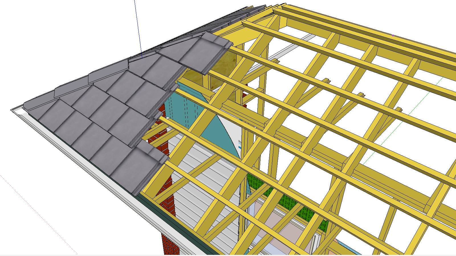 Roof Design using PlusSpec