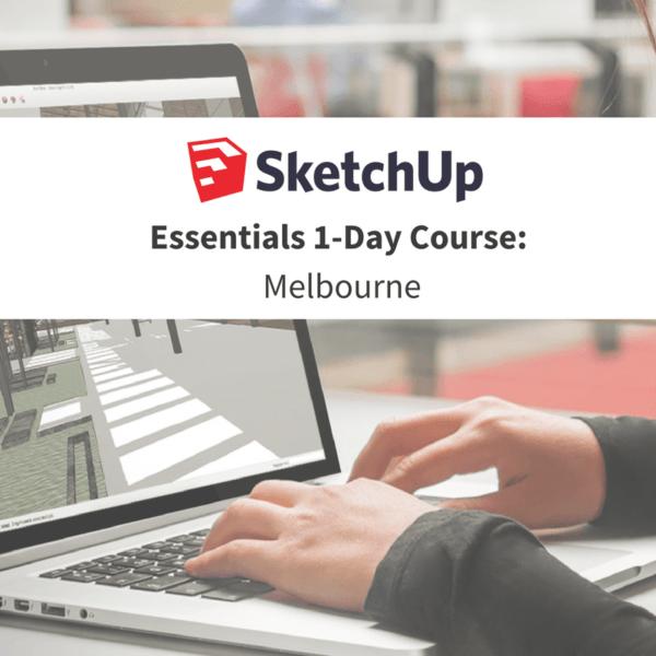 Training banner Melbourne - Buy Sketchup Pro